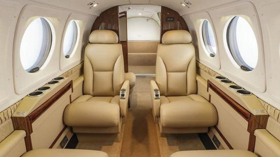 2000 Beech King Air B200 Photo 3
