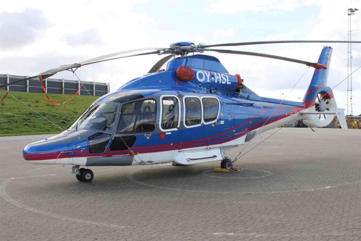 2003 AIRBUS EC155B1 - Photo 1