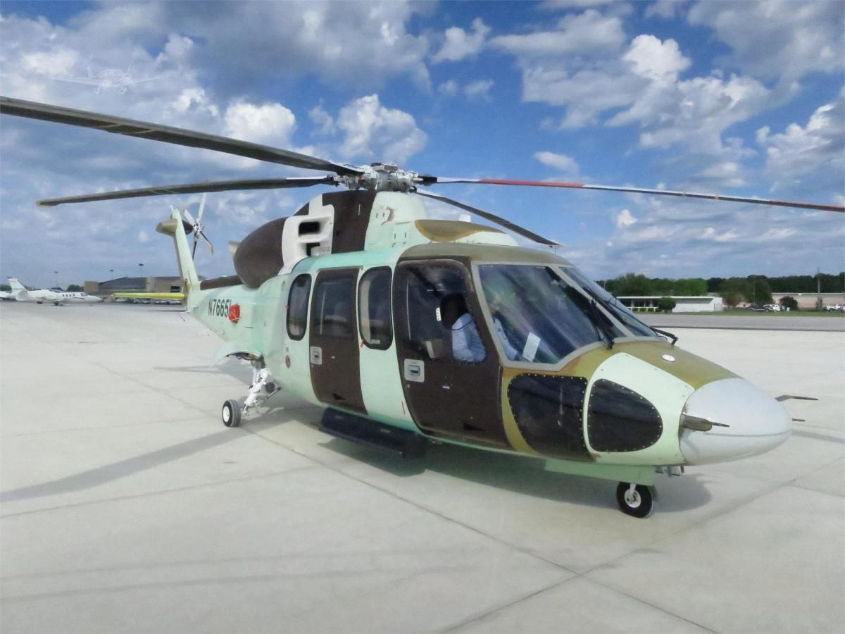 2014 SIKORSKY S-76D - Photo 1