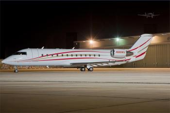2001 BOMBARDIER/CHALLENGER 850 for sale - AircraftDealer.com