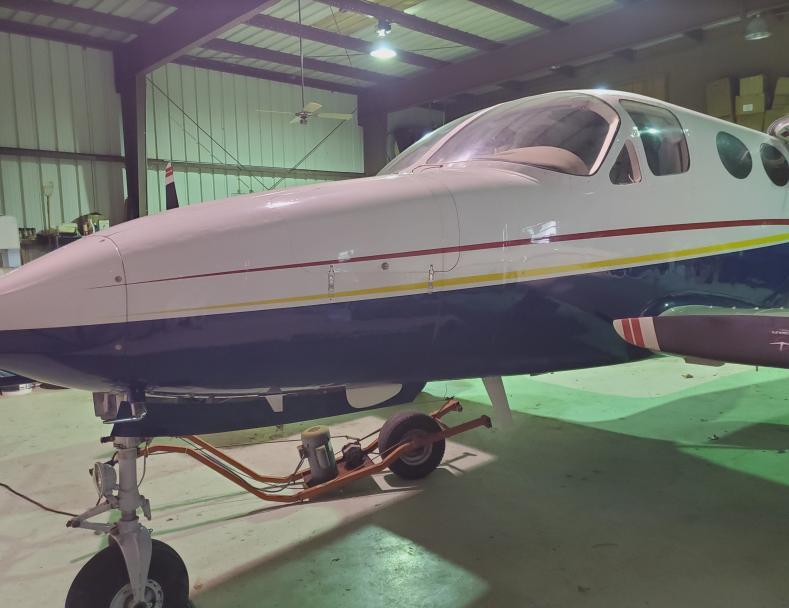 1974 Cessna 414 Photo 2
