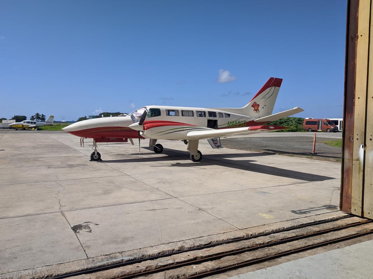 1980 Cessna 404  Photo 6