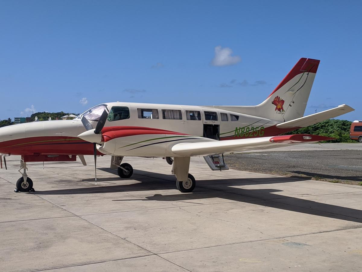 1980 Cessna 404  Photo 7
