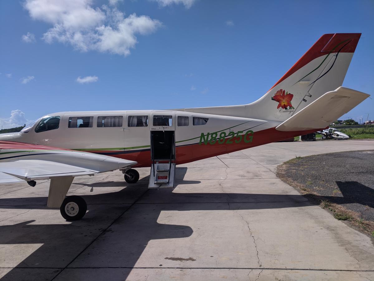 1980 Cessna 404  Photo 2
