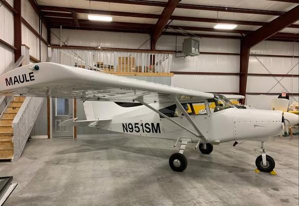 2004 Maule MXT-7-180A Float Plane Photo 2