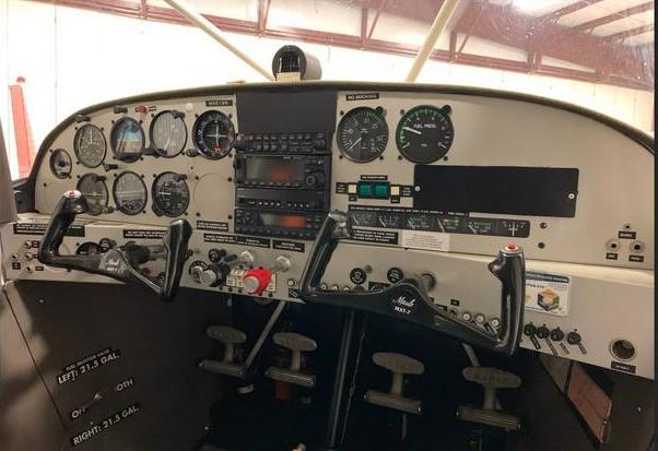 2004 Maule MXT-7-180A Float Plane Photo 7
