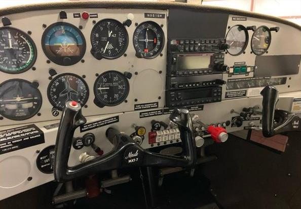 2004 Maule MXT-7-180A Float Plane Photo 6
