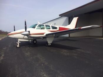 1973 Beech E-55 Baron for sale - AircraftDealer.com
