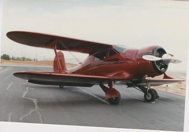 1944 Beech D17S Staggerwing - Photo 1