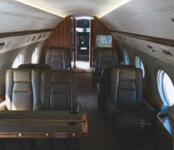 GULFSTREAM G550 - Photo 2