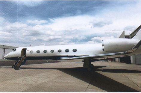 2010 Gulfstream G550 Photo 2