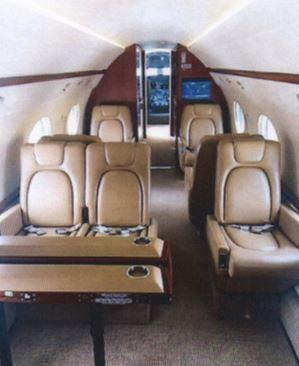 2010 Gulfstream G550 Photo 3
