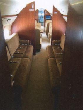 2010 Gulfstream G550 Photo 4