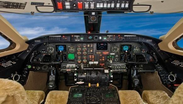 1984 Gulfstream III Photo 4