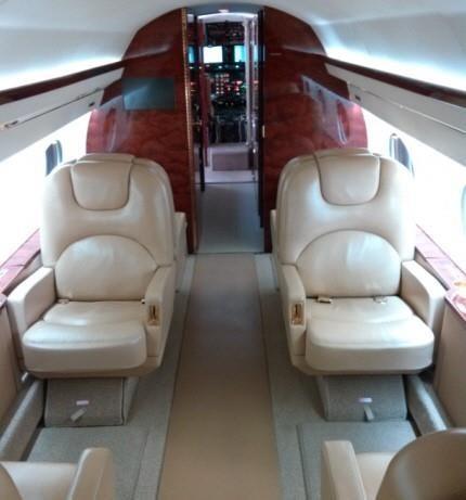 1984 Gulfstream III Photo 3