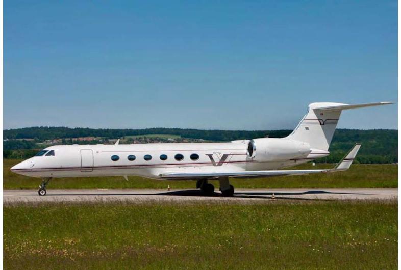 1997 Gulfstream V Photo 2