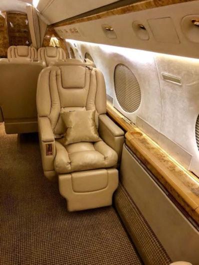 1997 Gulfstream V Photo 4