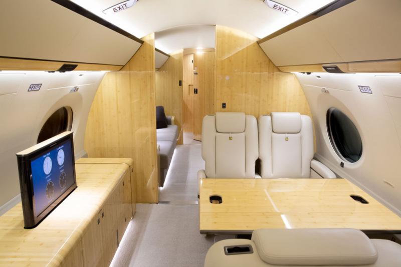 2016 Gulfstream G650 Photo 5