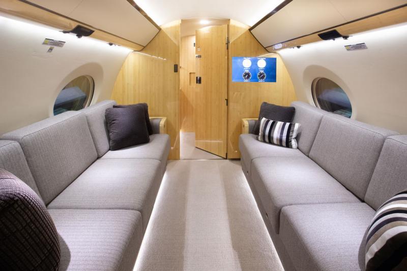 2016 Gulfstream G650 Photo 6