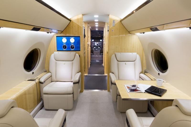 2016 Gulfstream G650 Photo 4