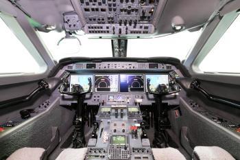 2008 Gulfstream G550 - Photo 12