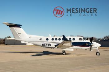 2009 Beech King Air 350i for sale - AircraftDealer.com