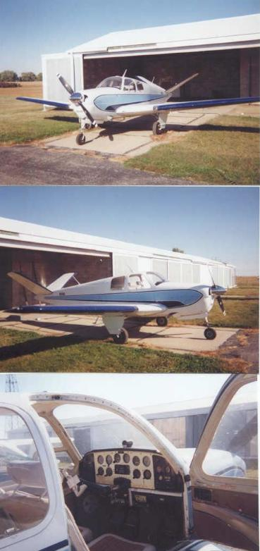 1949 BEECHCRAFT A35 BONANZA Photo 3