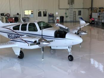 1975 BEECHCRAFT E55 BARON  for sale - AircraftDealer.com