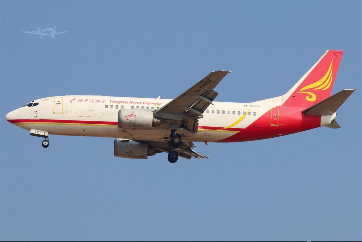 1986 BOEING 737-300F - Photo 1