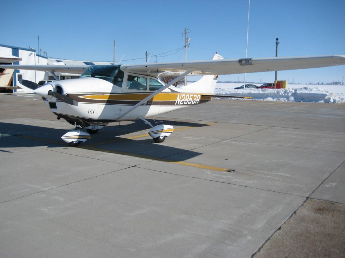 1967 Cessna 182K - Photo 1