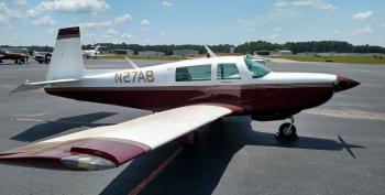1980 MOONEY M20K 231 for sale - AircraftDealer.com
