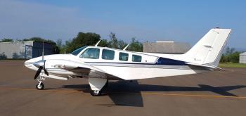 1977 Beech Baron 58 for sale - AircraftDealer.com