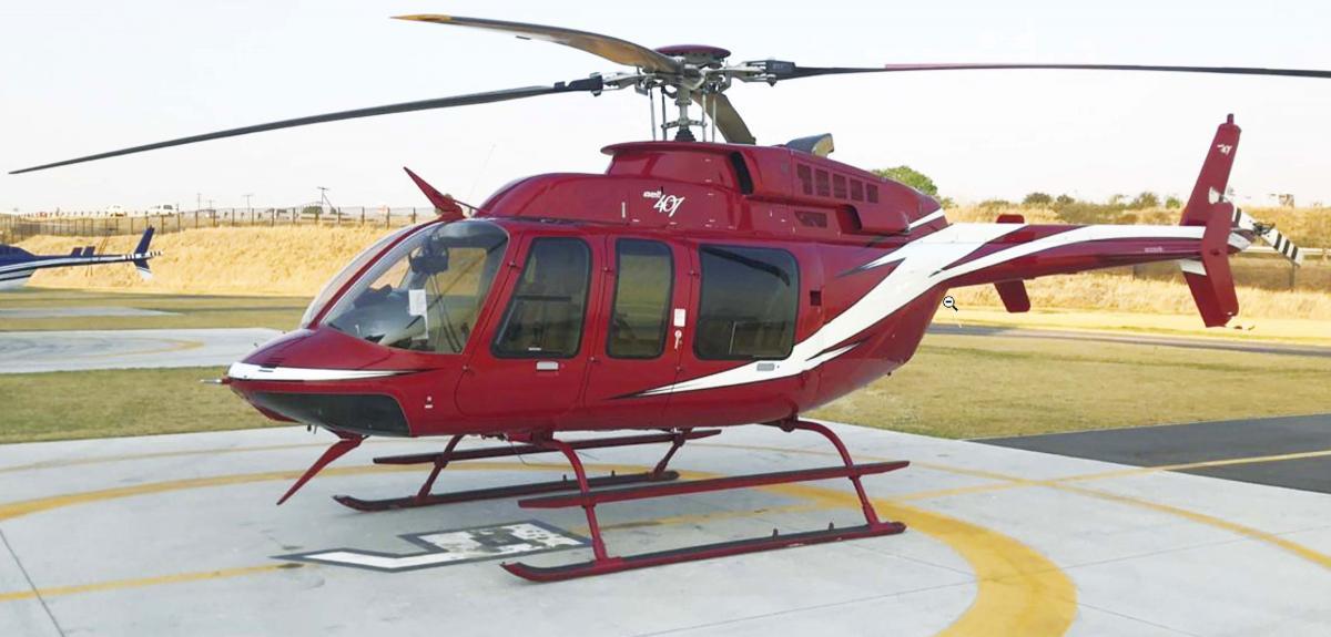 2008 Bell 407 Photo 2
