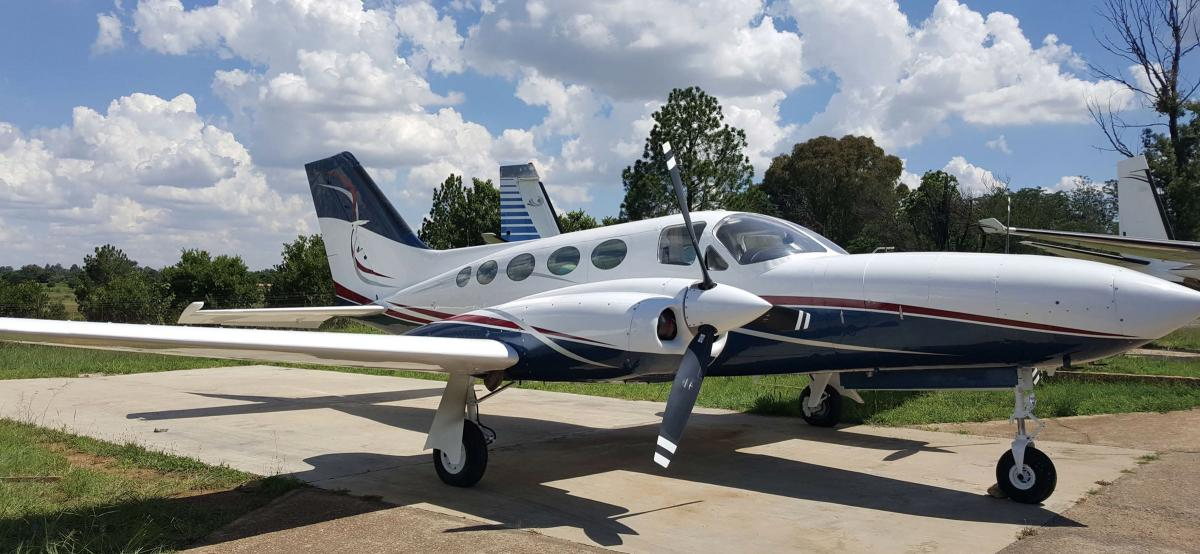 1976 Cessna 421C Golden Eagle Photo 2