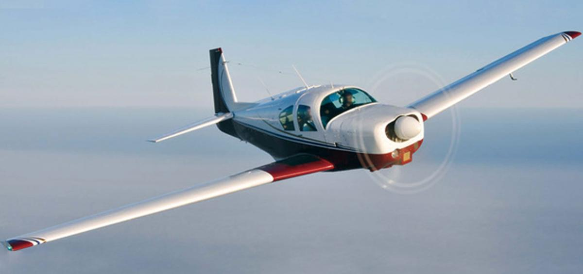 1963 MOONEY M20C Photo 2