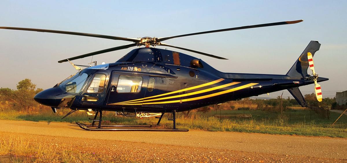 2008 Agusta AW119 Koala Photo 2
