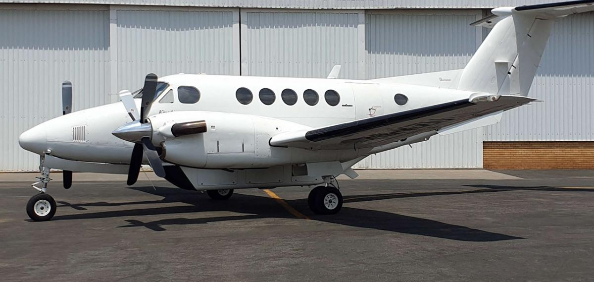 1979 Beech King Air 200 Blackhawk XP 42 Photo 2