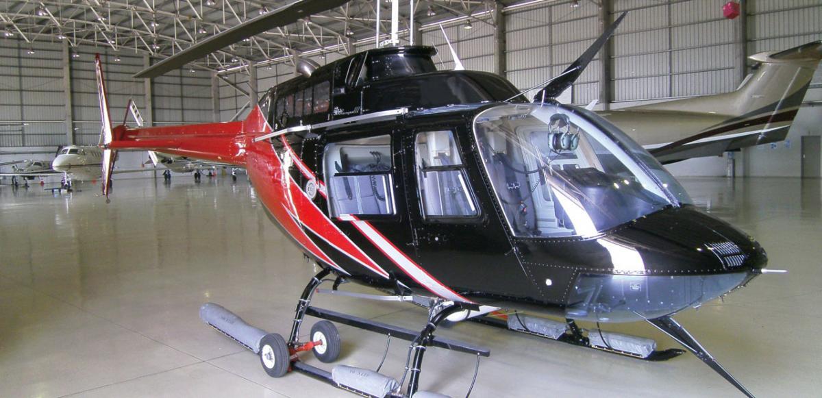 1991 Bell 206B-3 Photo 2