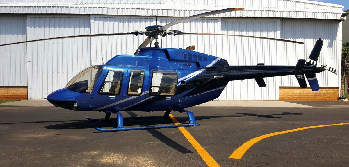 2003 Bell 407 Photo 2