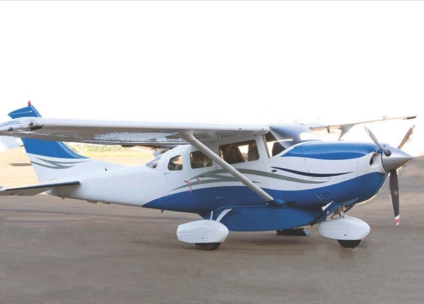 2006 Cessna 206H Photo 2
