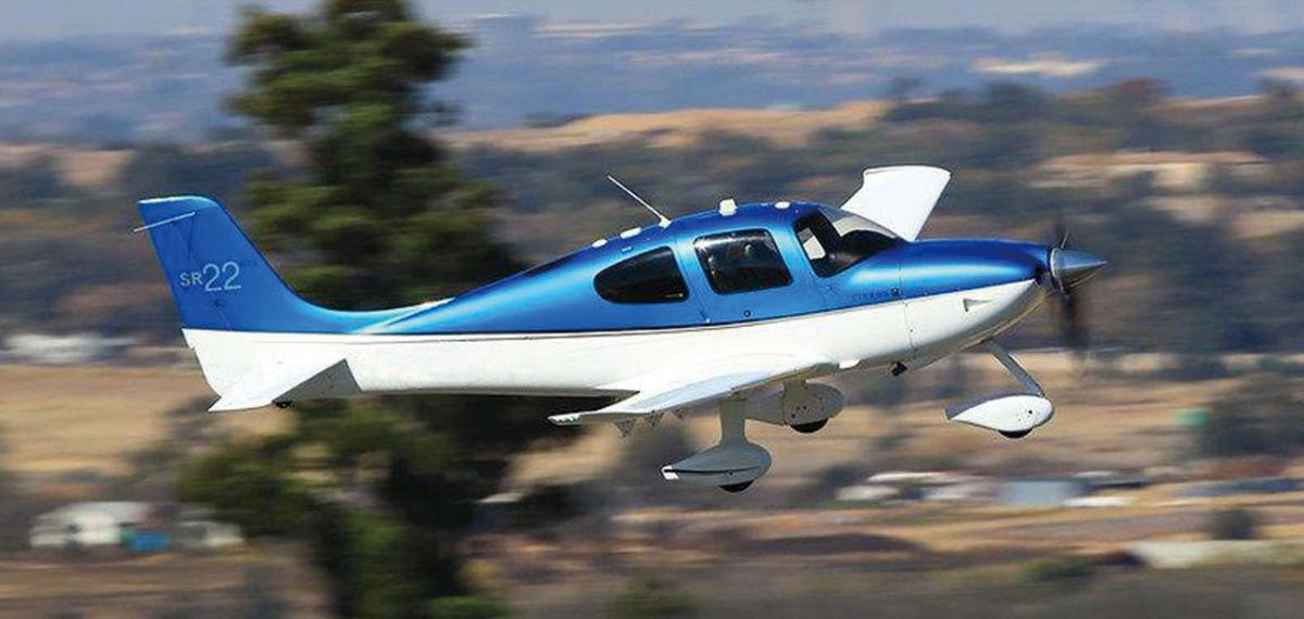 2010 Cirrus SR22-G3 GTS Turbo Photo 2