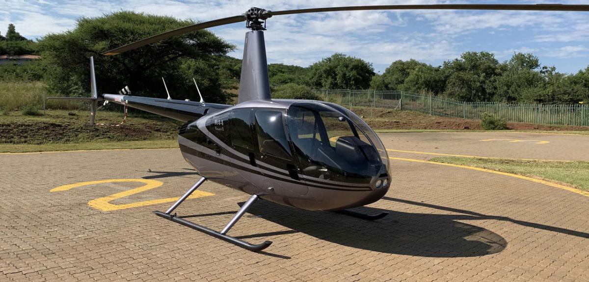 2018 Robinson R44 Raven II Photo 2