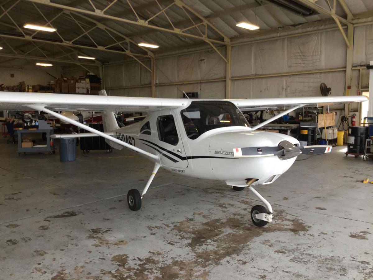2011 Cessna 162 Skycatcher Photo 3