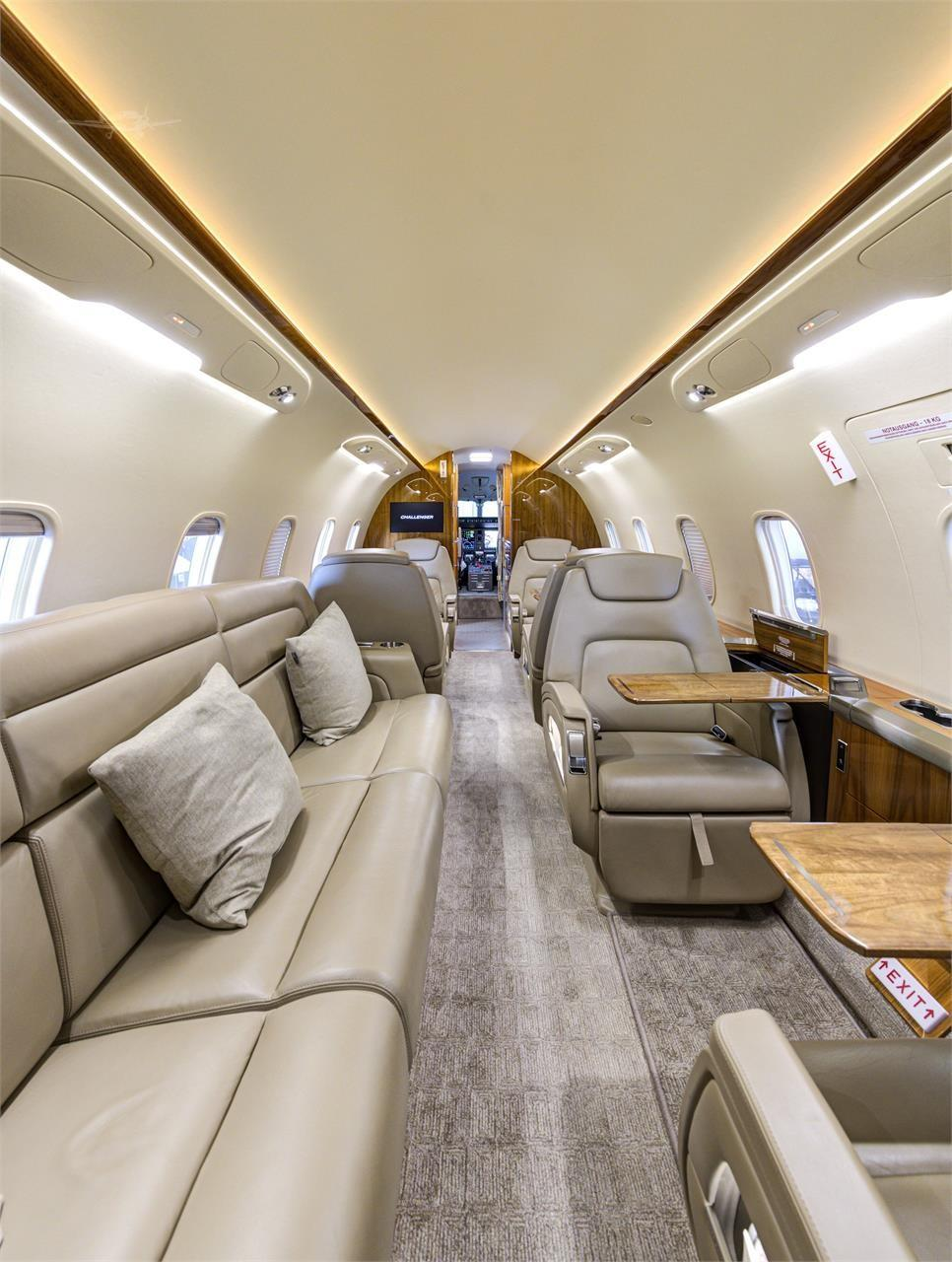 2015 BOMBARDIER/CHALLENGER 350 Photo 5
