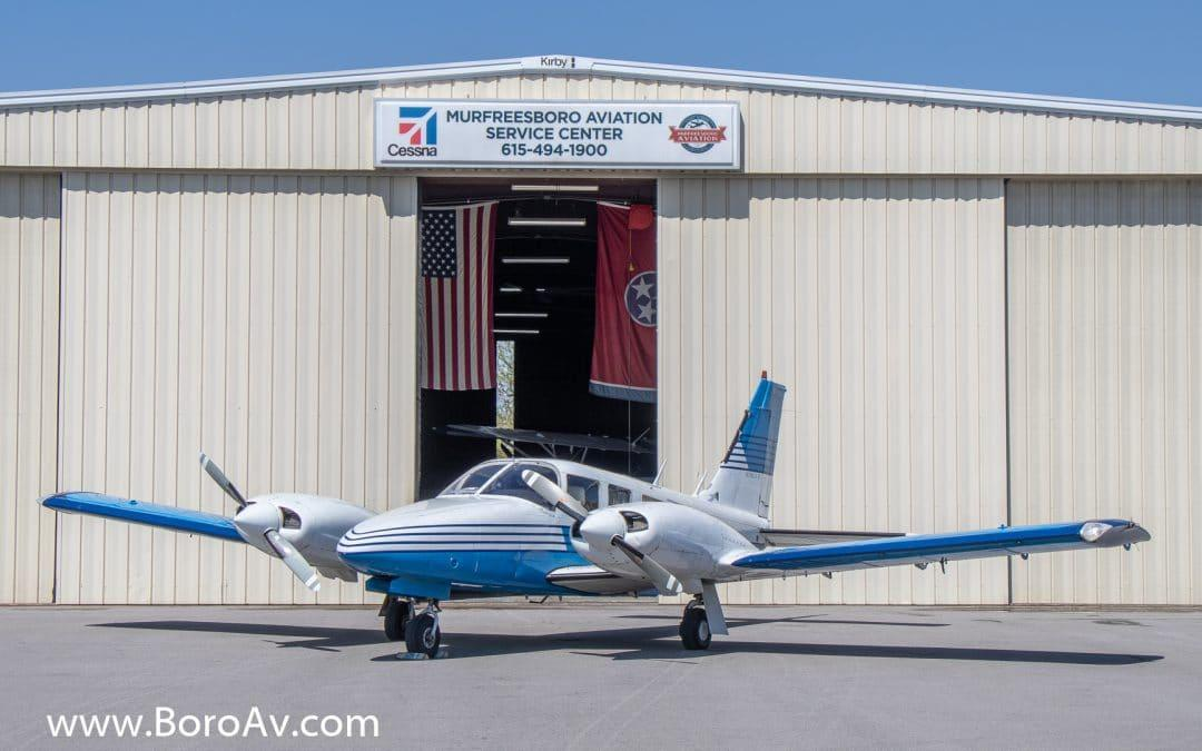 1978 Piper Seneca PA-34-200T - Photo 1
