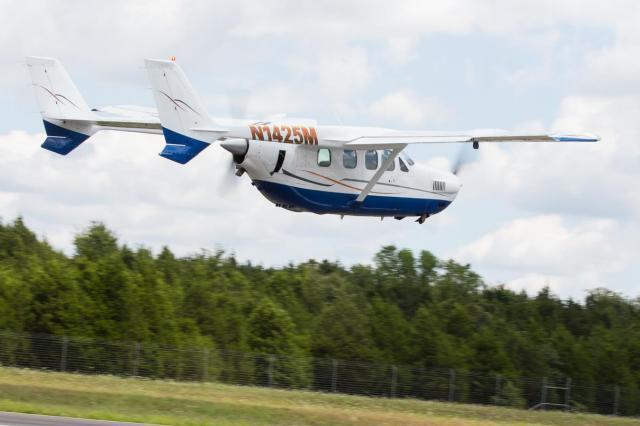 1974 Cessna Pressurized T337G - Photo 1