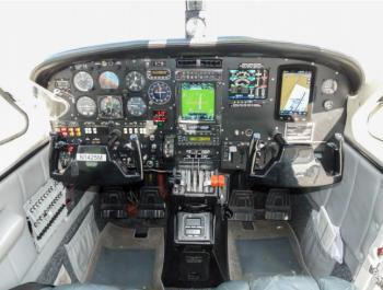 1974 Cessna Pressurized T337G - Photo 4