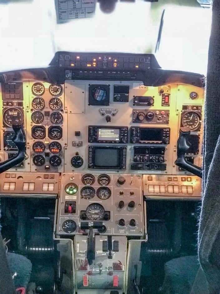 1992 BAe Jetstream 32 Photo 5