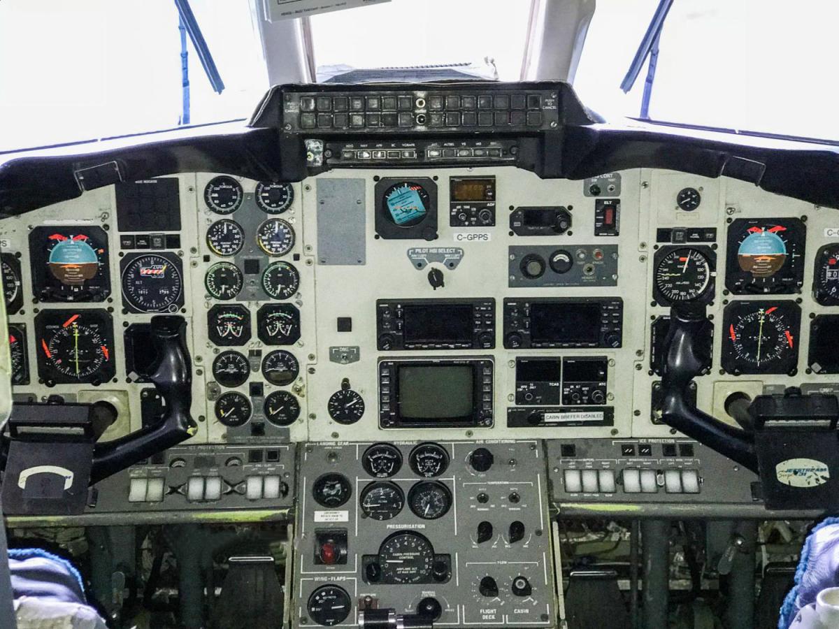 1991 BAe Jetstream 32 Photo 4