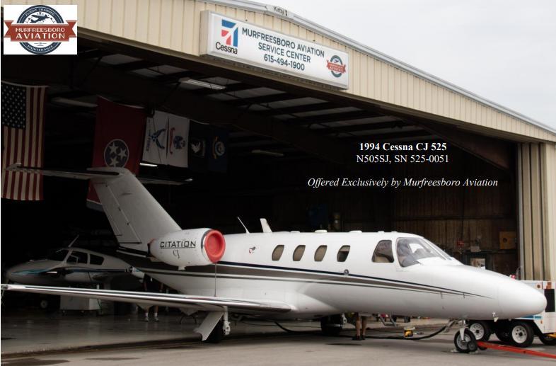 1994 Cessna Citation CJ Photo 2